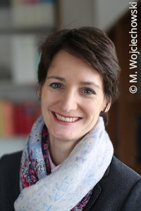Portrait of Prof. Dr. iur. <br>Anne Lauber-Rönsberg