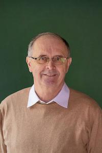 Portrait of Prof. Dr. <br>Bogdan Franczyk