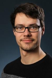 Portrait of Florens Rohde