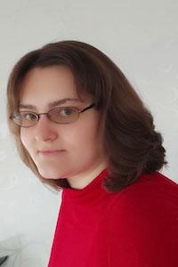 Portrait of Mariia Tkachenko