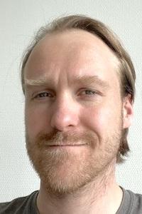 Portrait of Oliver Welz