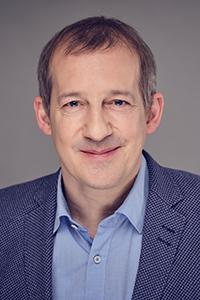 Portrait of Prof. Dr.-Ing. <br>Raimund Dachselt