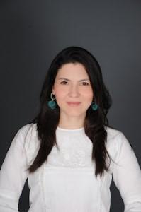 Portrait of Silvia Oviedo