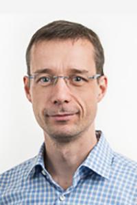 Portrait of Dr. <br>René Jäkel