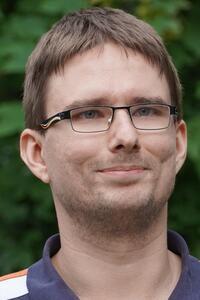Portrait of Tobias Jagla