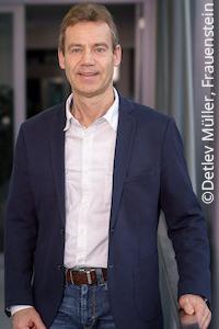 Portrait of Dr. <br>Uwe Konrad