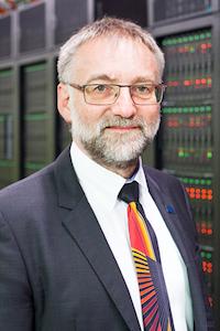Portrait of Prof. Dr. <br>Wolfgang E. Nagel