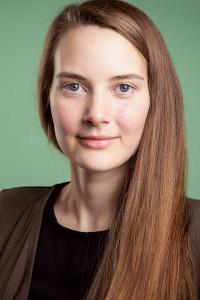 Portrait of Marie Zech