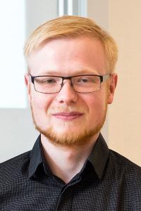 Portrait of Alexander Leipnitz
