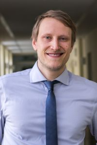 Portrait of Dr. <br>Andreas Hornig