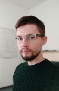 Portrait of Andrei Politov