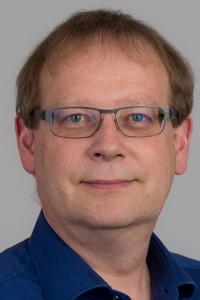 Portrait of Dr. <br>Bernd Grüber