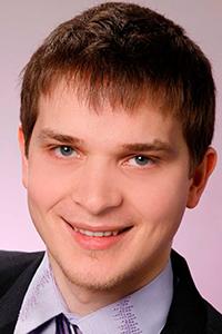 Portrait of Bernhard Stadler