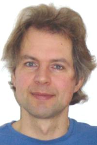 Portrait of Dr. <br>Christian Martin