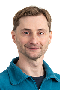 Portrait of Dr. <br>Christoph Lehmann
