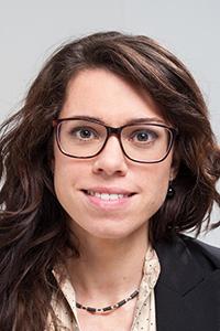 Portrait of Corina Weissbach
