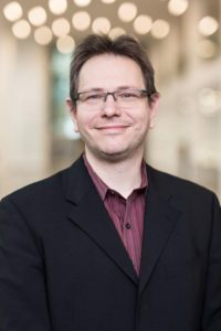 Portrait of Prof. Dr. <br>Jens Meiler