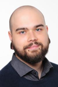 Portrait of Daniel Obraczka