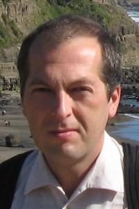 Portrait of Dr. <br>Dmitrij Schlesinger