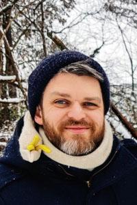 Portrait of Adrian Friebel