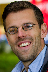 Portrait of Dr. <br>Maik Thiele