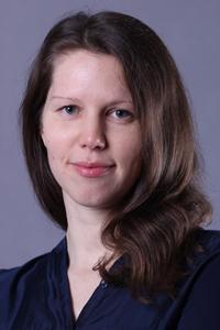 Portrait of Maja Schneider