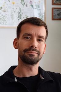 Portrait of Matthias Täschner