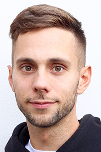 Portrait of Moritz Wilke