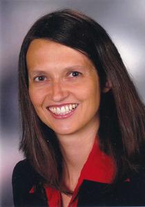Portrait of Dr. <br>Sunna Torge