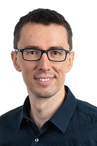 Portrait of Dr. <br>Taras Lazariv