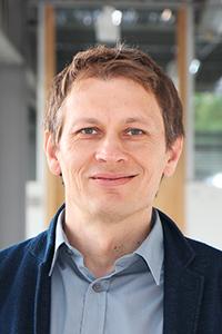 Portrait of Dr. <br>Thomas Burghardt