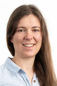 Portrait of Veronika Scholz